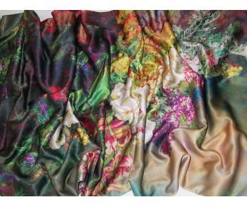 Pashmina Shawls & Scarves in patterns